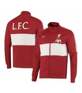 Mikina na zip FC Liverpool