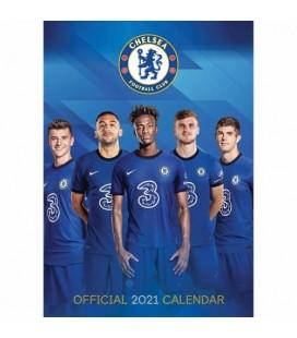 Kalendář Chelsea Londýn na rok 2021
