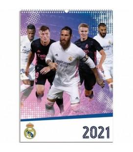 Kalendář Real Madrid na rok 2021