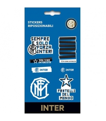 Samolepky Inter Milán