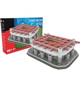 3D puzzle stadion AC Milán