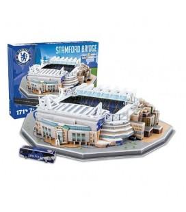 3D puzzle stadion Chelsea Londýn