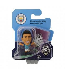 Mini figurka Manchester City - Agüero