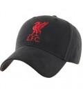 Kšiltovka FC Liverpool - černá