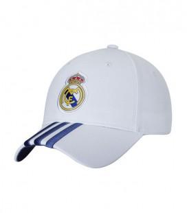 Kšiltovka Adidas Real Madrid - bílá