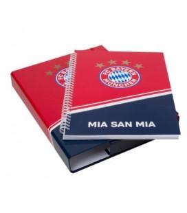 Pořadač + poznámkový blok Bayern Mnichov