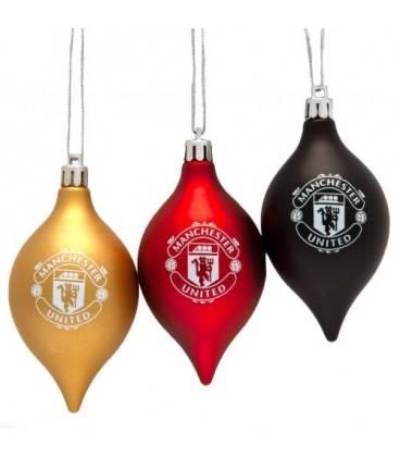 Vánoční koule Manchester United