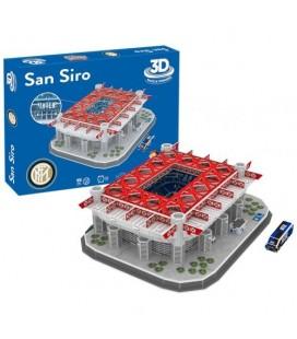 3D puzzle stadion Inter Milán