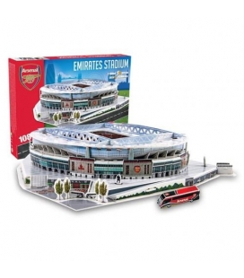 3D puzzle stadion Arsenal Londýn