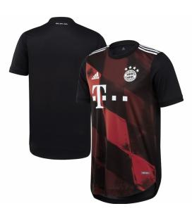 Bayern Mnichov třetí dres 2020/21