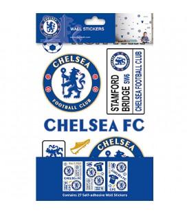 Nálepky na stěnu Chelsea Londýn