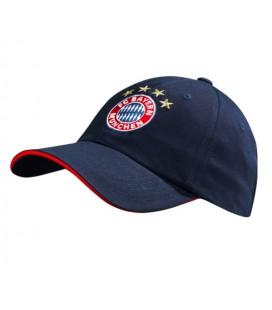 Kšiltovka Bayern Mnichov - tmavě modrá