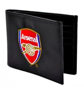 Peněženka Arsenal Londýn - kožená