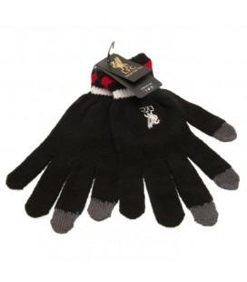 Rukavice FC Liverpool - černá