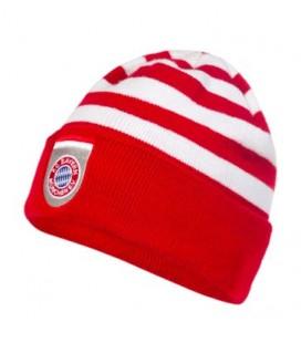 Čepice Bayern Mnichov - červená/bílá