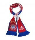 Šála Adidas Bayern Mnichov - červená/modrá