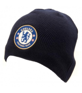 Čepice Chelsea Londýn - tmavomodrá