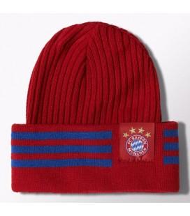 Čepice Adidas Bayern Mnichov - červená