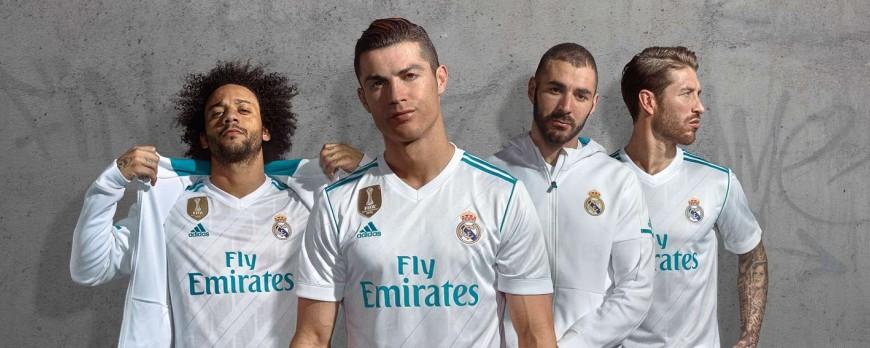 Oblečte sa ako majstri: Adidas odhaľuje nové dresy na sezónu 2017/18