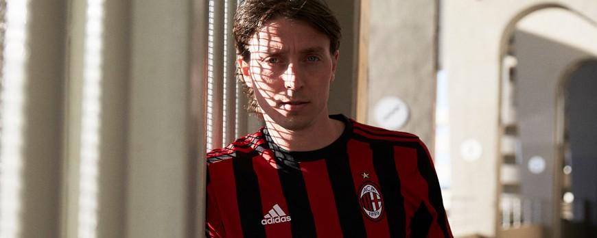 Nové dresy Adidas AC Miláno pre sezónu 2017/18 su naozaj skvostné!