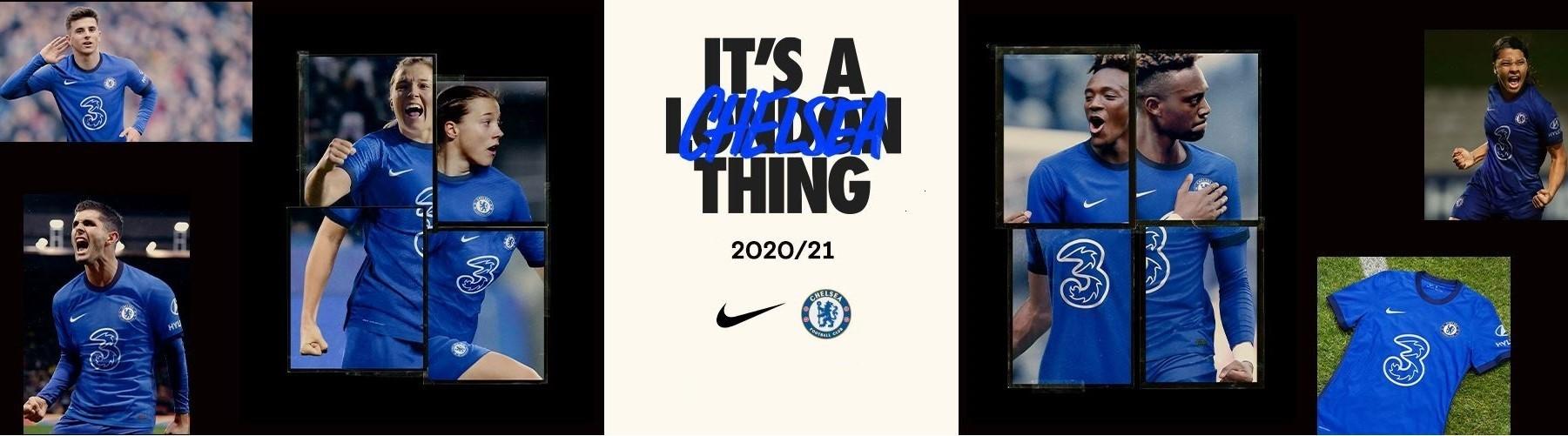 Chelsea domácí dres 2020/21