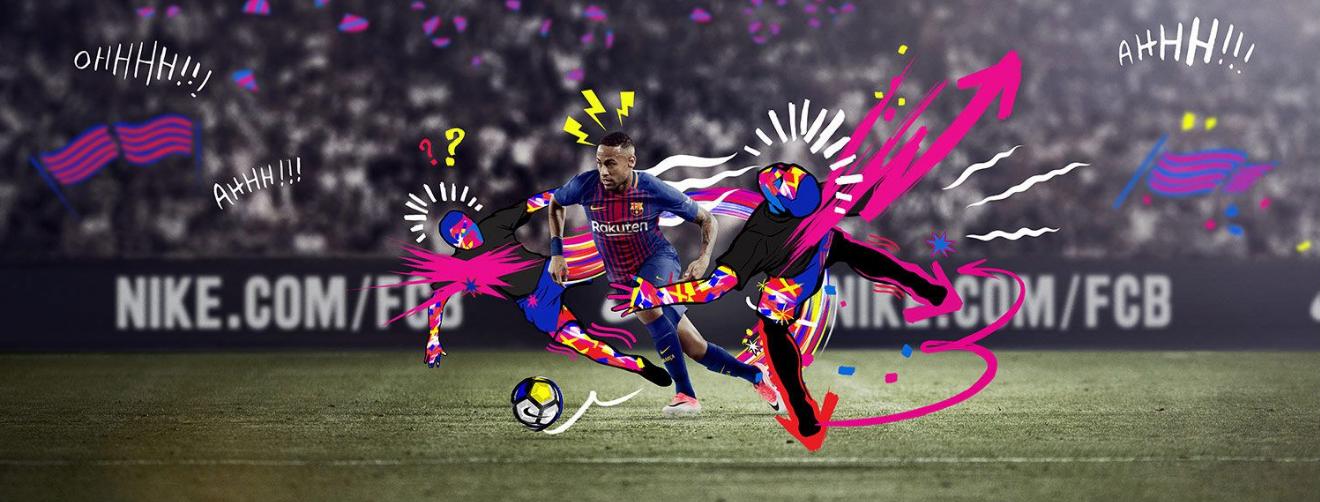 Nové dresy FC Barcelona 2017/18