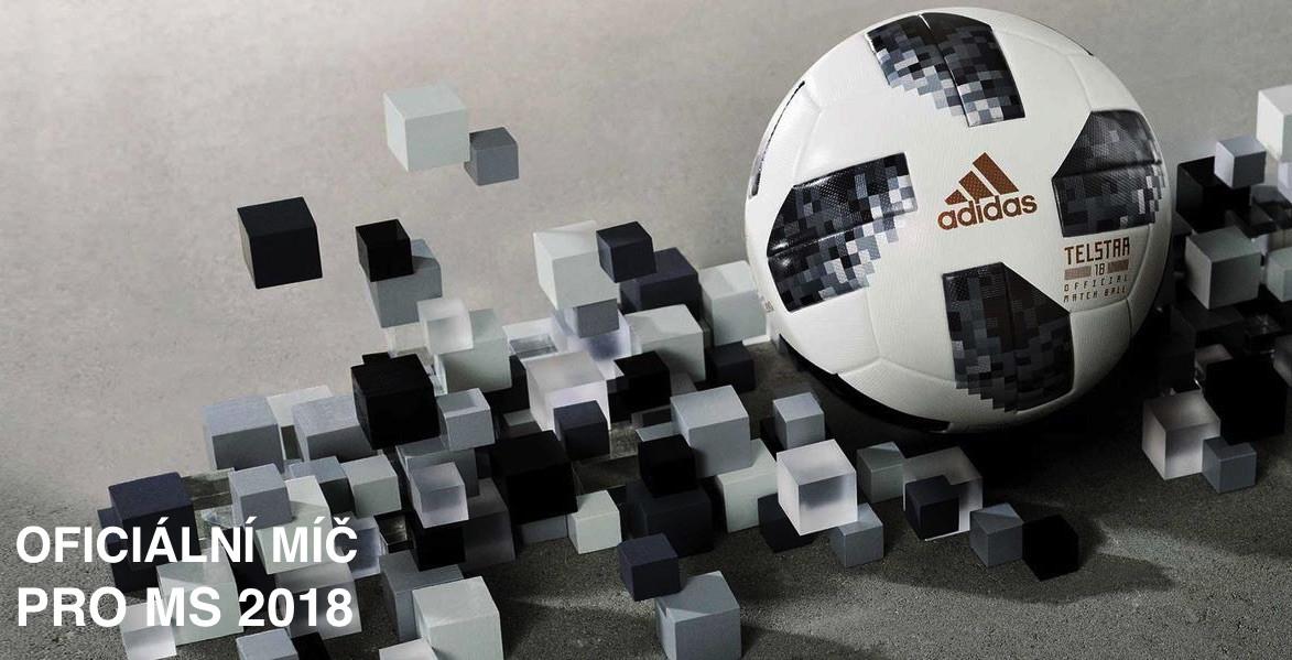 Futbalový míč Adidas Telstar